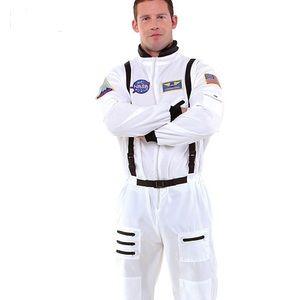 Men's Astronaut Costume One Size